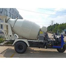 Triciclo de mistura concreto barato com 3 rodas