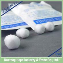bola de algodón de diferentes pesos estéril o no estéril