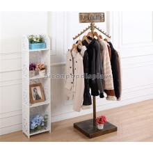 Fabrik-Preis-Fußboden-Einzelverkauf-Kleidungs-Speicher-Versorgungsmaterial-Großhandelsmantel-Metallzahnstange für Anzeige