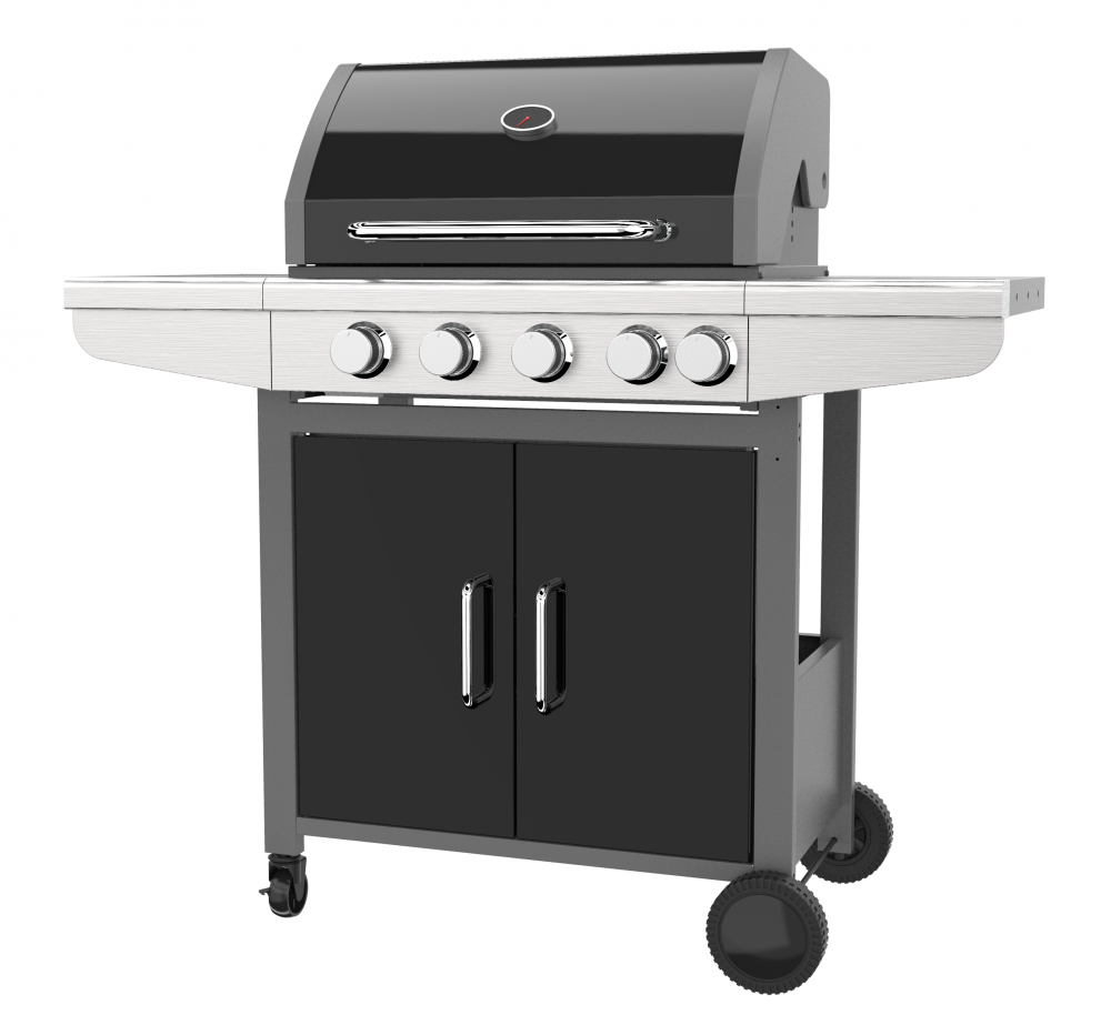 4 Burner Gas Outdoor Grills