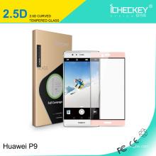 Film de protection d'écran ultra mince en verre trempé de première qualité pour Huawei P9