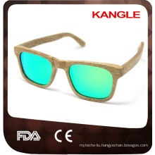 cheap price Factory Outlet bamboo wood sunglasses