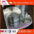 Schwarze Farbe Flansch /Plate Flansch (BS4504 PN16 200 MM)