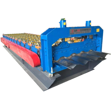 Mesin Panel Roofing Container Roll Roll Forming Machine