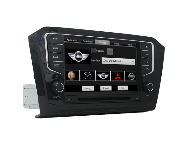 Android Car DVD for VW Passat