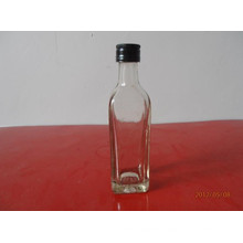 50ml Glass Oil Bottles with Cap