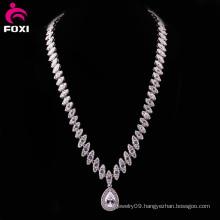 Wholesale 2016 Quaility New Design Brass Copper Jewelry Statement Necklace