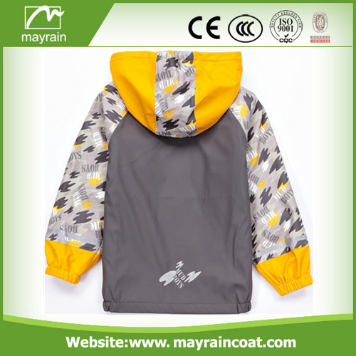 All Kinds of PU Raincoat