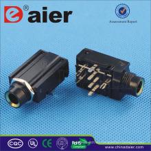 Convertidor estéreo de alta calidad de Jack del auricular de 7 pernos, adaptador de audio de Iphone 7 =