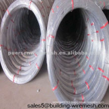 High Carbon Oval Steel Wire (Anping Factory)