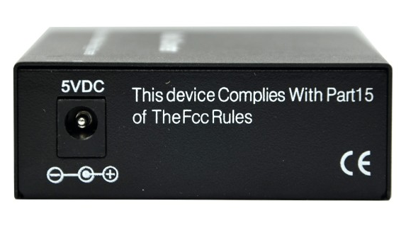 Ethernet To Ofc Converter