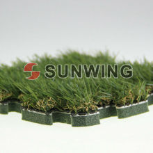 Искусственный трава циновка головоломки блокируя трава плитка