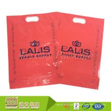 100% New Virgin Material Heavy Duty Bio Degradable Custom Gravure Printing Clear Plastic Carry Bags