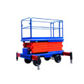 Mobile Scissor Lift 6 mètres