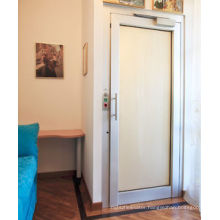Hydraulic Roomless Home Elevator Lift with Manual Door