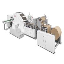 Machine de fabrication de sacs fourre-tout non tissés