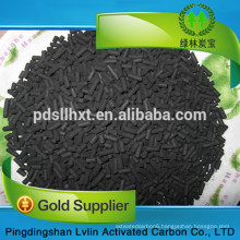 Factory Supply Coal Based Columnar Activated Carbon/activated charcoal for Sewage treatment
