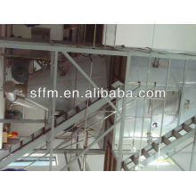 Nitrogen production line