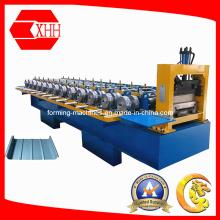 Standing Seam Roofing Forming Machine mit geraden & Tapered (Yx65-300-400-500)
