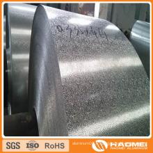 Concave-Convex / Semi-Sphérique / Classique Orange PEE / Flat-Top Pebble / Corrugated / Wove Aluminium Embossing Coil