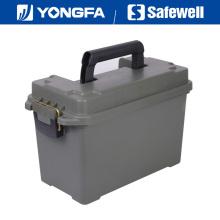 . 50 Cal Plastic Bullet Box Ammo Can for Gun Safe
