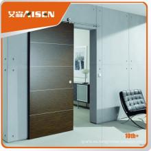 Puerta plegable de aluminio garantizada de calidad garantizada fabricada en china