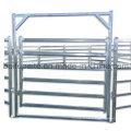 Wirtschaftlichkeit Pulverbeschichtung E-Coated Cattle Corral Panel Gate Panel