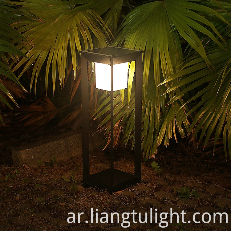 Energy Saving Solar Lawn Light