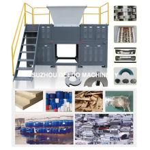 Triturador de Sucata / Triturador de Resíduos Sólidos Municipais