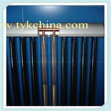 Capteurs solaires tubes sous vide caloduc