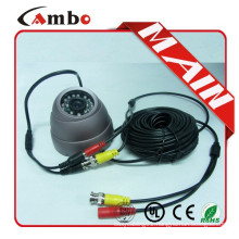High quality DC+ BNC Connector coaxial patch cord for cctv camera