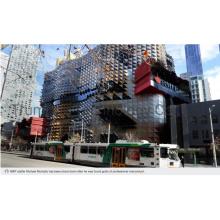 Customized Design 3D Wall ACP Panels Building Decoration Materials