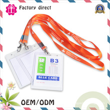 Articles promotionnels Polyester Cheap Custom Lanyards