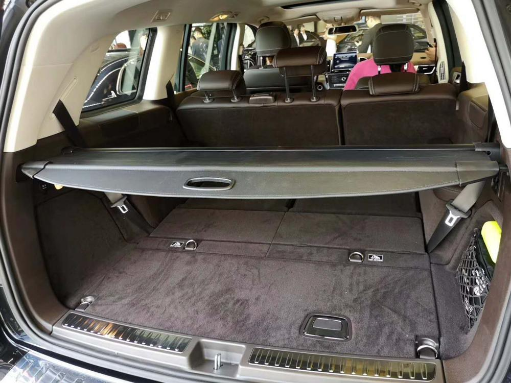 Benz GLS Retractable Trunk Cover