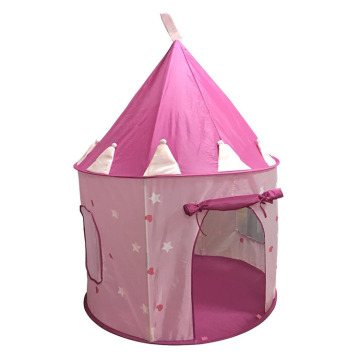 Carpa del castillo de la princesa Kids Play Carpa de juguete plegable