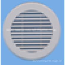 Aluminium rund Luftverteiler