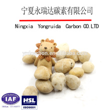 Water treatment media wholesale pebble stone with factory price