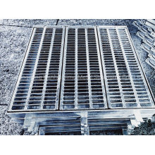 Gu Gully Grate Hot DIP Galvanized Steel Grating Trench Cover Drainage
