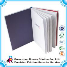 Impresión de cuaderno de tapa dura para colorear personalizado