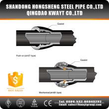 Tubo de hierro dúctil K9 ISO2531