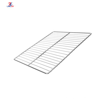 304 steel Barbecue wire mesh grill grate