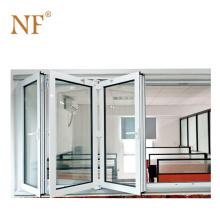 General Aluminum Security folding sliding window