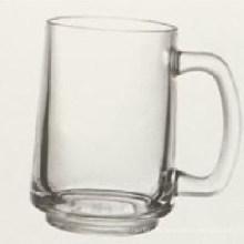 Wholesale Handle Glass Beeg Mug Logo