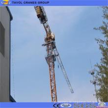 6018 Flat Top Turmdrehkran Selbstmontage Turmkran
