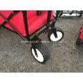 Folding Beach Wagon with Width Wheel Canopy