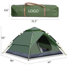 Outdoor Big Camper Trailer Camping Beach Tents Camp Tent