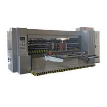 Automatic Feeder Corrugated Sheet Rotary Slotter Machine