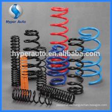 De alta calidad utilizados CNC primavera bobina de la máquina para el amortiguador de choque