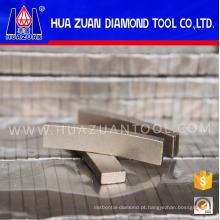 Segmento profissional do corte do mármore do diamante dos bens 400mm