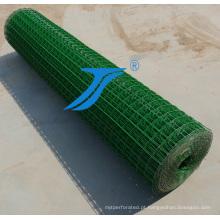 Net de reprodução, venda quente PVC revestido soldadas